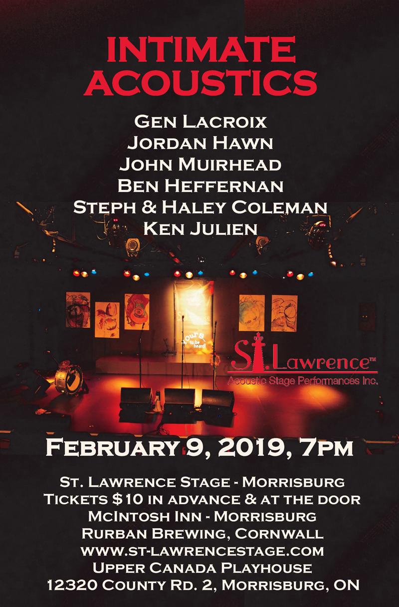 February 9, 2019 | 7 pm